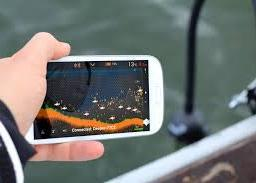 Wireless fishfinder Deeper