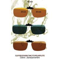 Clip Relevable JMC F3 Polarflite Jaune