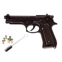 pistolet a blanc bruni – mod 92 – cal 8 mm – blue
