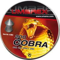 boite de 200 plombs umarex cobra pointus – 5,5 mm # 4.1964