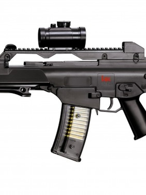 carabine soft air hk g36 sniper – spring # 2.5622