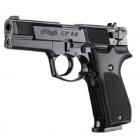 pistolet co2 walther cp88 blue # 416.00.00