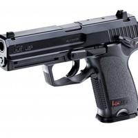 pistolet soft air hk usp metal slide – co2 # 2.5561