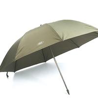Parapluie lacqu 2.20m inclinable nylon vert