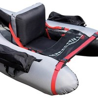 FLOAT TUBE RON THOMPSON MAX-FLOAT BELLY BOAT