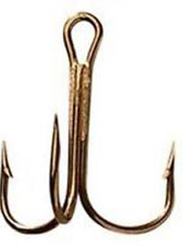 Hameçons triple Mustad 3551 Br