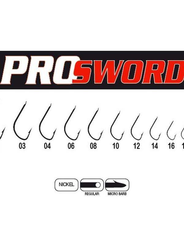 Hameçons Pro Sword 2710