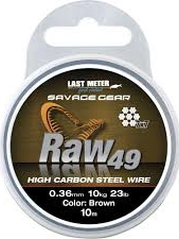 RAW49 Savage Gear 10m