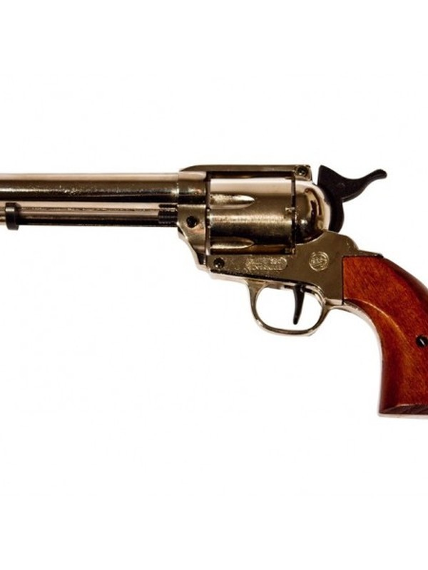 revolver a blanc bruni – ranger s.a. – cal 380 – nickel