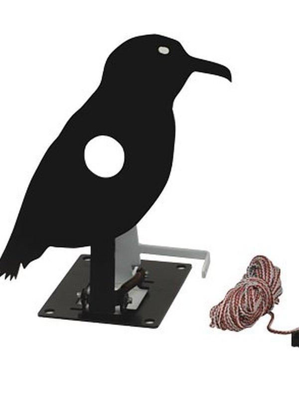 cible silhouette umarex+corde – corbeau/rat # 465.112