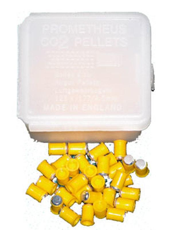 boite de 125 plombs prometheus white co2 – 4,5 mm