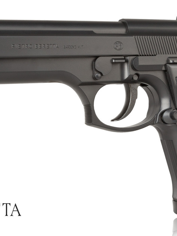 pistolet soft air beretta m92fs – co2 # 2.5994