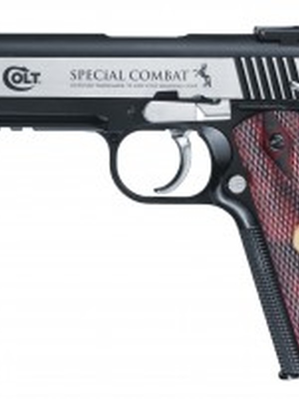 pistolet co2 colt special combat classic 177 bbs # 5.8096