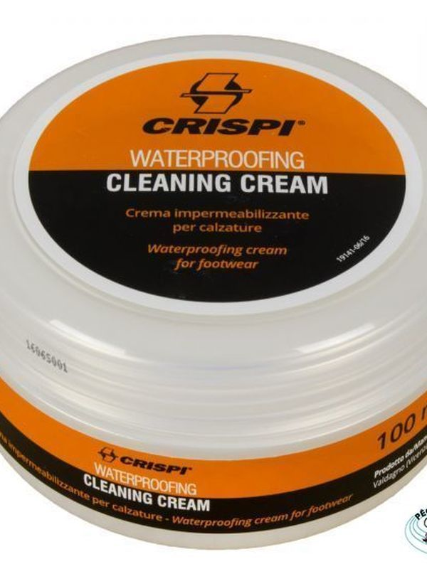 Waterproofing cleaning cream