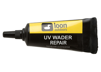 UV wader repair