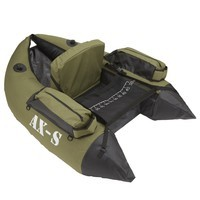 Float tube AXS DLX