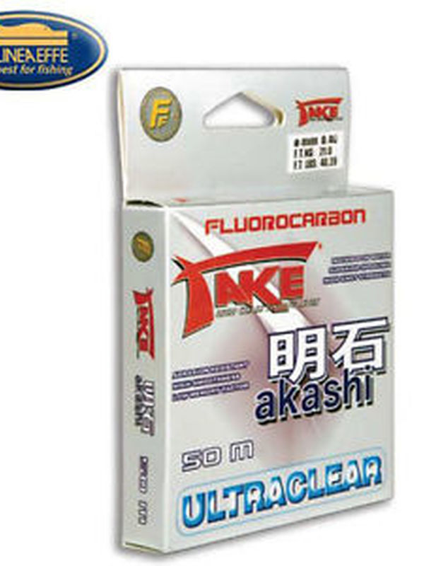 Nylon Fluoro carbon Akashi Clear