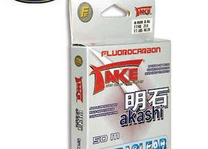 Nylon Fluoro carbon Akashi Clear 50 m