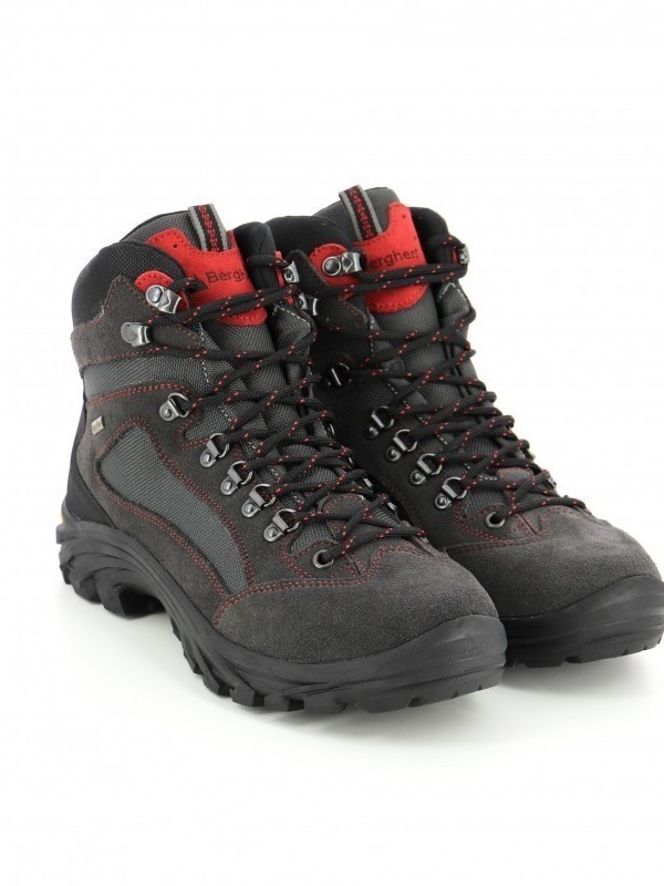BRENNERO Anthracite/Red
