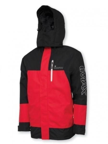 Veste Homme Imax Expert Jacket - Noir/Rouge