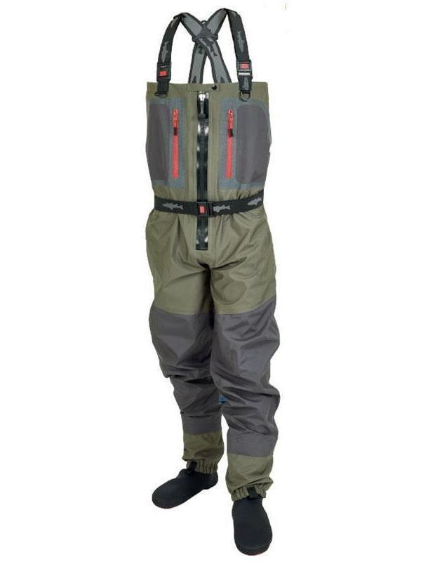 WADERS EVOLUTION STOCKING ZIP